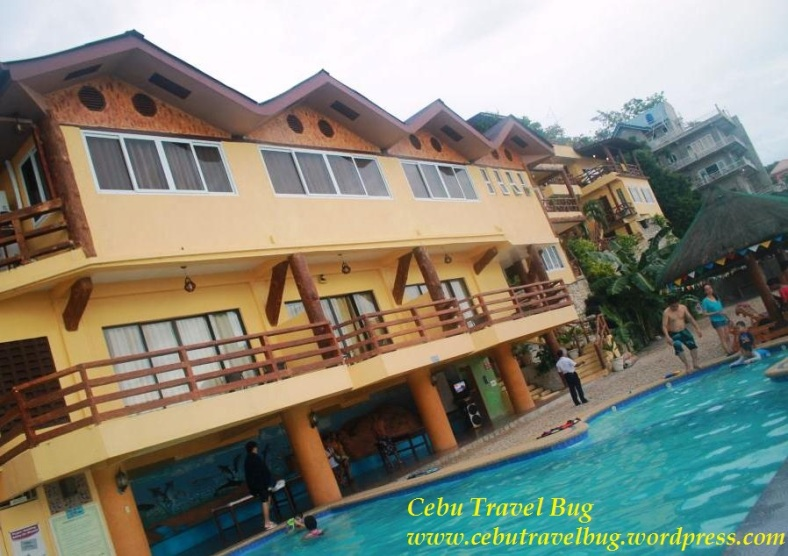 This is their north wing building with fully-air conditioned rooms ready to accomodate 2-6 persons.